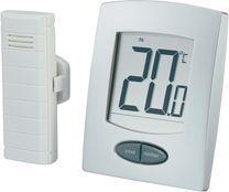 Trådløs termometer ude inde